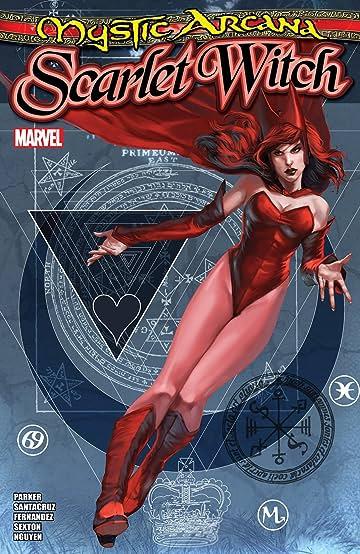 Mystic Arcana: Scarlet Witch #1