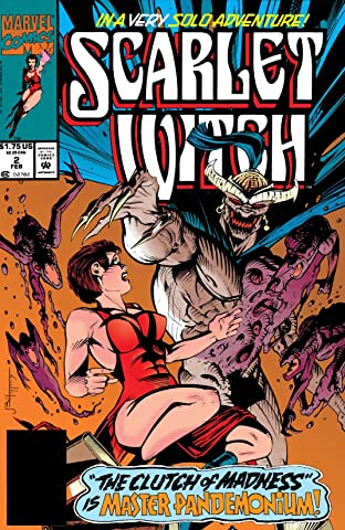 Scarlet Witch (1994) #2 (of 4)