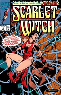 Scarlet Witch (1994) #3 (of 4)