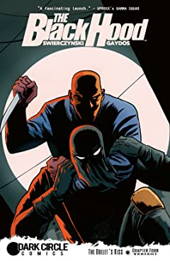 The Black Hood No.4