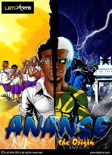 Ananse: The Origin #1