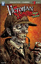 Victorian Undead #1 (of 6)