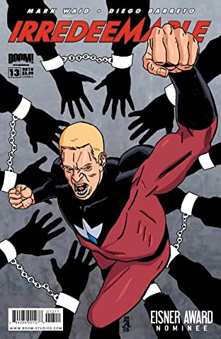 Irredeemable No.13