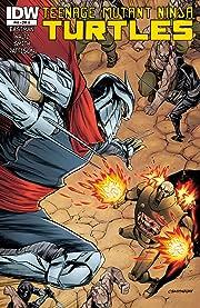 Teenage Mutant Ninja Turtles #44