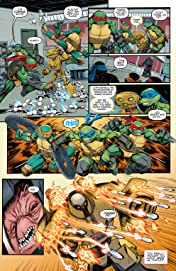 Teenage Mutant Ninja Turtles #44