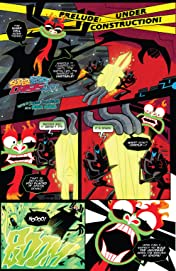 Cartoon Network: Super Secret Crisis War! Vol. 2