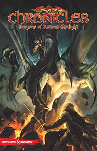 Dragonlance Chronicles Tome 1: Dragons of Autumn Twilight