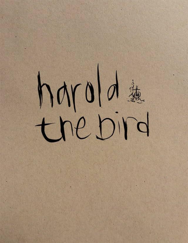 Harold the Bird #1