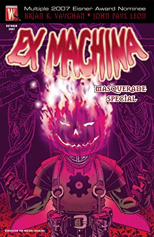 Ex Machina Special #3 (of 2)