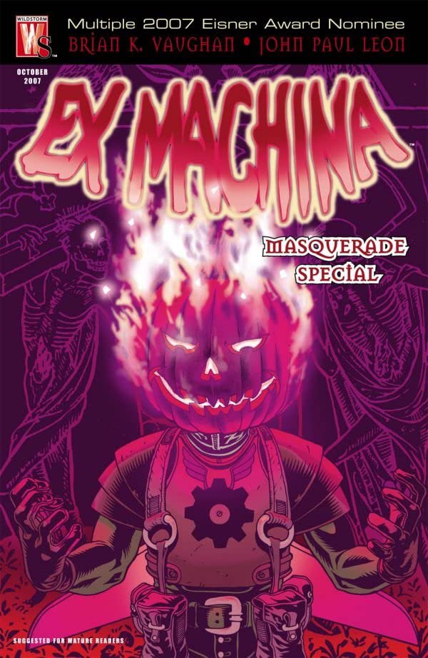 Ex Machina Special #3