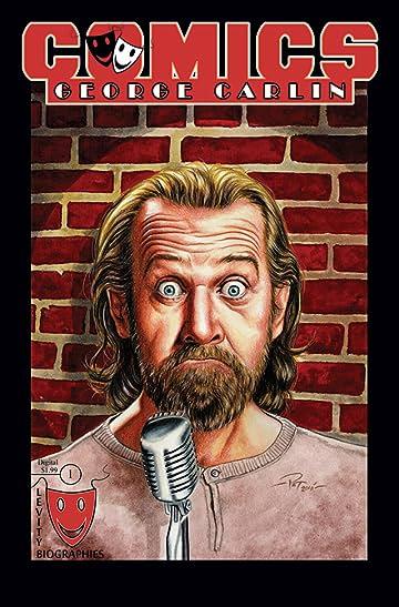 Comics #1: George Carlin