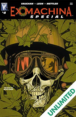 Ex Machina Special #4 (of 2)