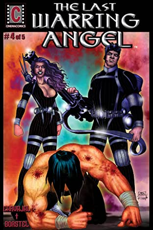 The Last Warring Angel #4