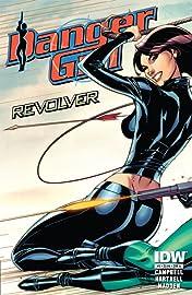 Danger Girl: Revolver #2 (of 4)