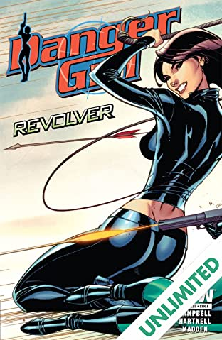 Danger Girl: Revolver #2 (of 4)
