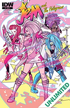 Jem and the Holograms (2015-) #1