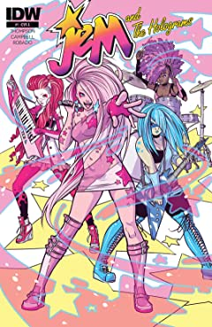 Jem and the Holograms (2015-2017) No.1