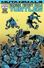 Teenage Mutant Ninja Turtles: Mutanimals #2 (of 4)