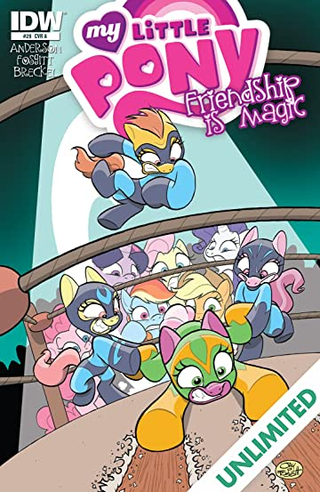 My Little Pony: Friendship Is Magic #29