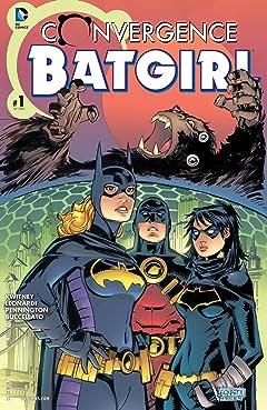 Convergence: Batgirl (2015) #1