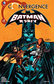 Convergence: Batman and Robin (2015) #1