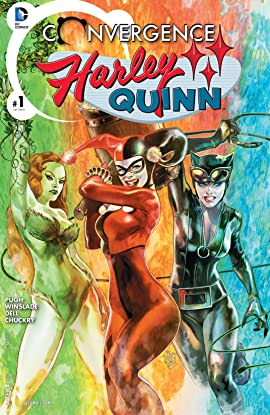 Convergence: Harley Quinn (2015) #1