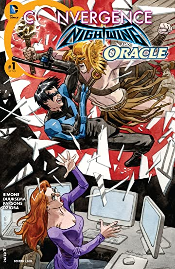 Convergence: Nightwing/Oracle (2015) #1