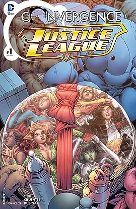 Convergence: Justice League (2015) #1