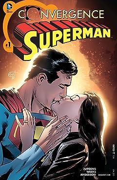 Convergence: Superman (2015) #1