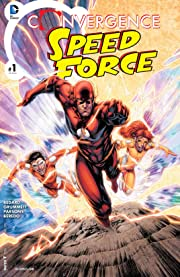 Convergence: Speed Force (2015) #1