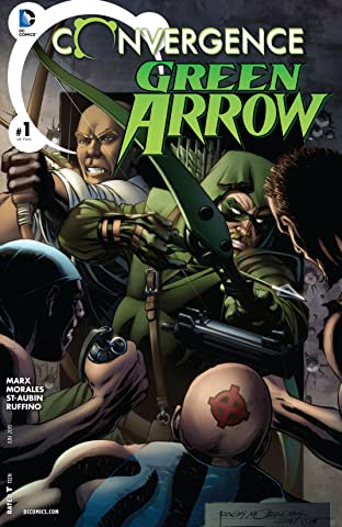 Convergence: Green Arrow (2015) #1