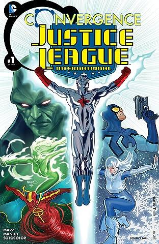 Convergence: Justice League International (2015) No.1