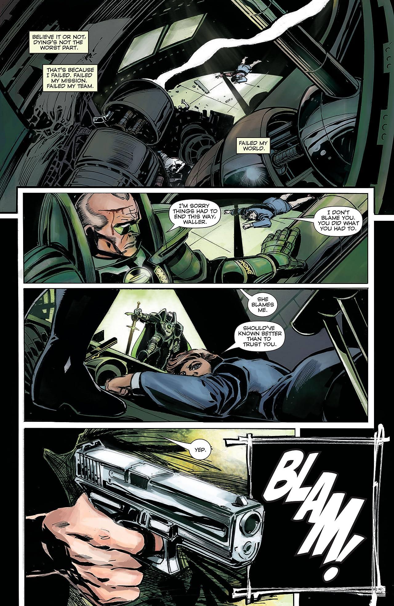 Convergence: Suicide Squad (2015) #1