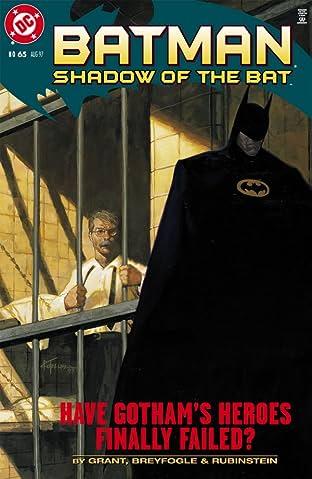 Batman: Shadow of the Bat #65