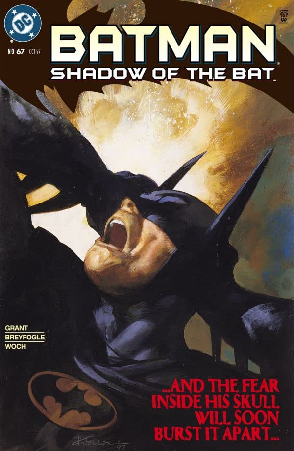 Batman: Shadow of the Bat #67