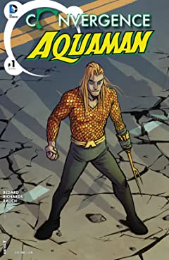 Convergence: Aquaman (2015) #1