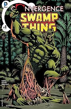 Convergence: Swamp Thing (2015) No.1