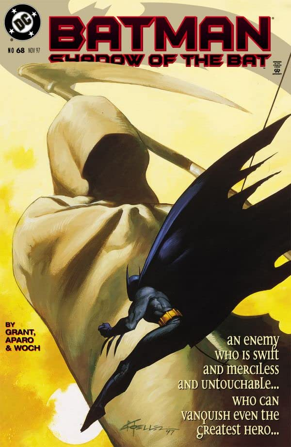 Batman: Shadow of the Bat #68