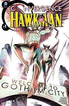 Convergence: Hawkman (2015) #1