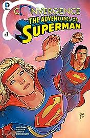 Convergence: Adventures of Superman (2015) #1