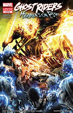 Ghost Riders: Heaven's on Fire (2009) #2 (of 6)