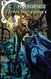 Convergence: Detective Comics (2015) #1