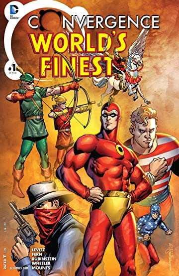 Convergence: World's Finest (2015) #1