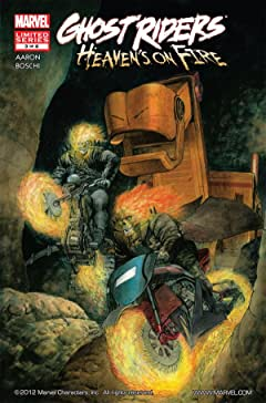 Ghost Riders: Heaven's on Fire (2009) #3 (of 6)