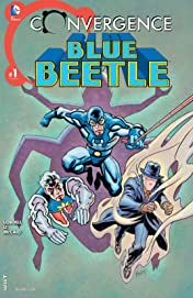 Convergence: Blue Beetle (2015) #1