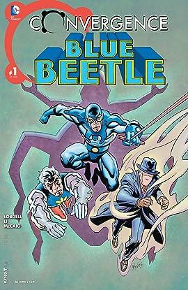 Convergence: Blue Beetle (2015) #1