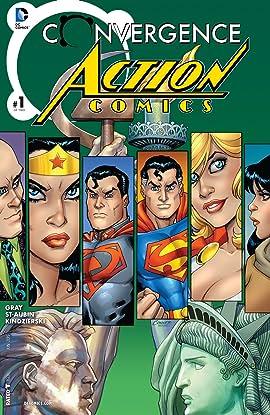Convergence: Action Comics (2015) #1
