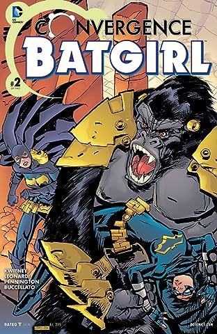Convergence: Batgirl (2015) #2