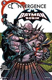Convergence: Batman and Robin (2015) #2