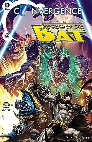 Convergence: Batman: Shadow of the Bat (2015) No.2